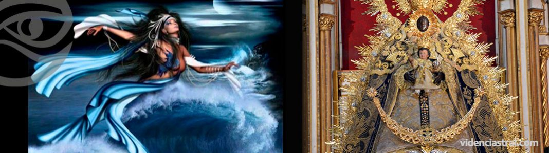 Yemaya y Virgen de Regla