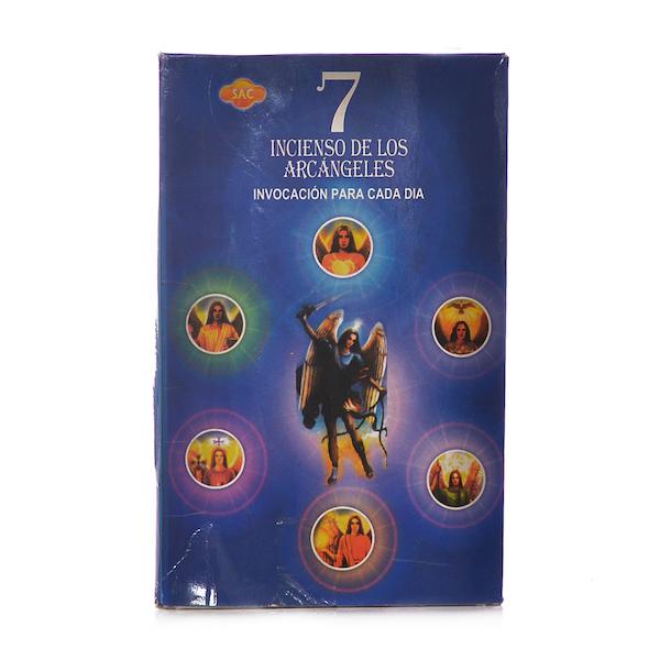 Incienso 7 Arcangeles 1