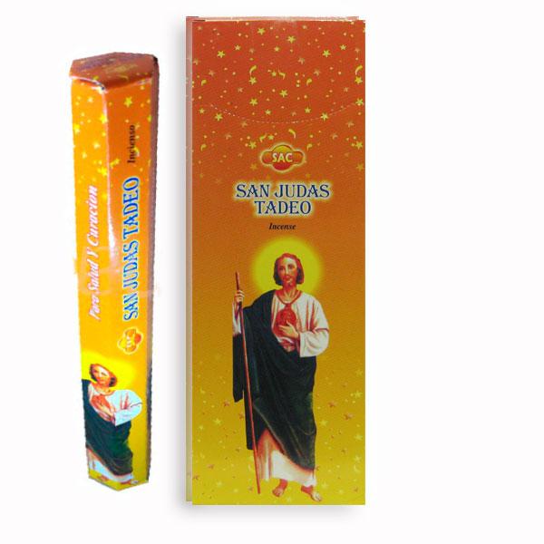 Incienso San Judas Tadeo