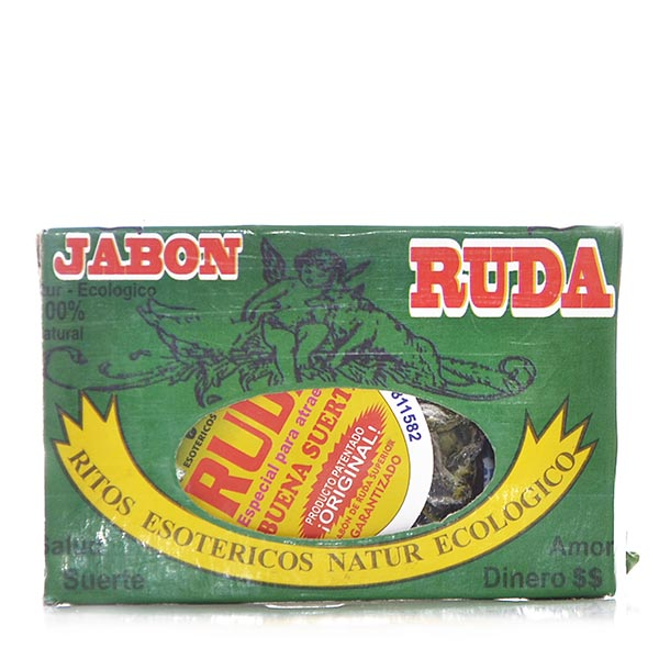 Jabon Ruda Esoterico